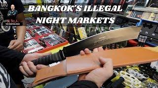 Bangkok's Illegal Night Markets - Martial Diaries_006