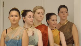 Ballet Arts of Austin: 5 lessons in Classical Indian Dance (Bharatanatyam), Summer Intensive 2016