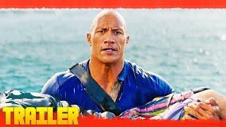 Los vigilantes de la playa (2017) Nuevo Tráiler Oficial #2 Español Latino
