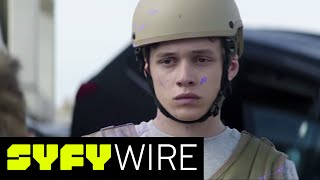 The 5th Wave Deleted Scene: Zombie Leader - Exclusive Clip | Syfy Wire