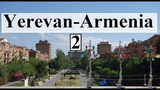 Armenia/Yerevan (Walking tour 2) Part 16