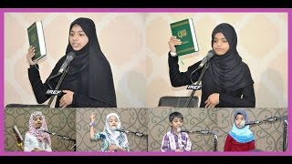Br  Imran's Children from Sis  Amtul Mateen and Sis  Nida