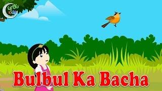 Bulbul Ka Bacha | بلبل کا بچہ | Urdu Nursery Rhyme