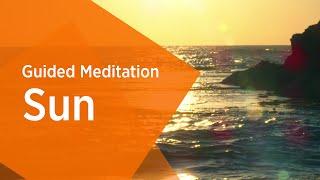 Sun Guided Meditation to Start your Day - Sri Sri Ravi Shankar