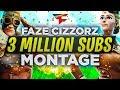 Download Video Download FaZe Cizzorz - 3 MILLION SUBSCRIBER MONTAGE!! 3GP MP4 FLV
