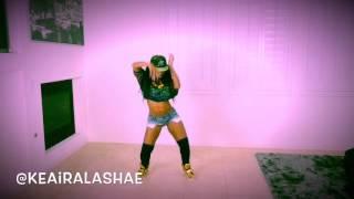 Work Rihanna Reggae Dance  (Keaira LaShae)