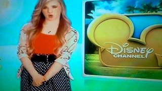 Sierra McCormick Disney Channel Summer Logo