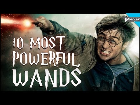 Harry Potter 10 Most Powerful Wands