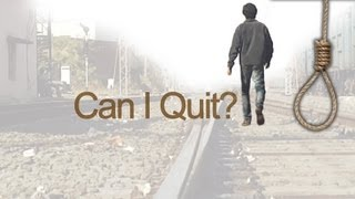 Can I Quit?   Award Winning Inspirational Short Movie