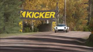 DiRT Rally Gameplay + Cinematic Replay Lancia Stratos No 4