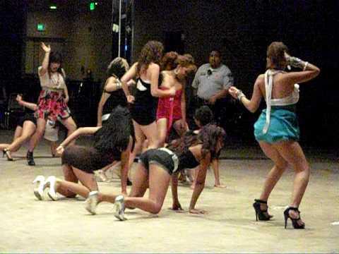 El Potrero Night Club Concurso de Pierna2