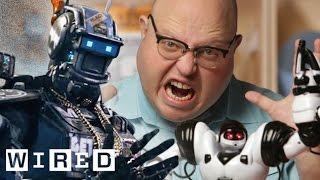 Chappie & the Taxonomy of Movie Robots | Angry Nerd