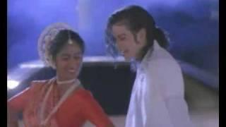 michael jackson INDIAN Bharatanatyam (Odissi?)