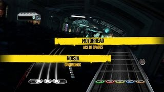 DJ Hero - Ace Of Spades VS Groundhog 100% FC [Hard]