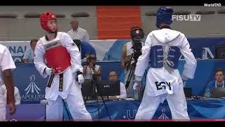 EISSA Seif EGY - KANG Minwoo KOR