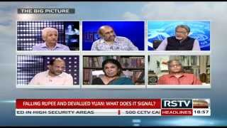 The Big Picture - Falling Rupee and devalued Yuan: What does it signal?