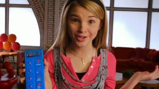 iCarly Gadgets and Figures Commercial
