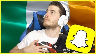 Snapchat Q&A: New Merchandise, Vote for Terroriser & Dudes Sent Me Nudes!