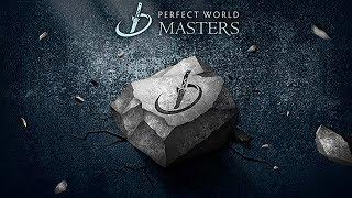 Secret vs coL Perfect World Masters Game 2 bo3