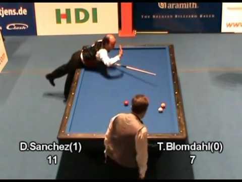Dani Sanchez Blomdahl Viersen 2010 Highlights