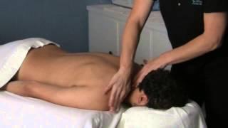Swedish Massage Techniques for the Shoulders : Swedish Massage