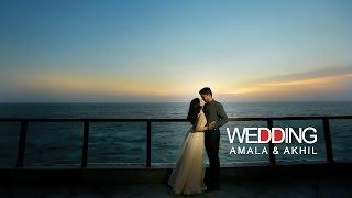 Wedding Video of Amala & Akhil | Stories from Weva