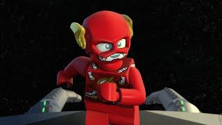 Flash vs Brainiac - LEGO DC Comics Super Heroes - Justice League Cosmic Clash