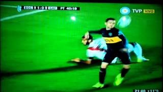 Golazo de gago Boca 1 - Guarani Antonio Franco 0