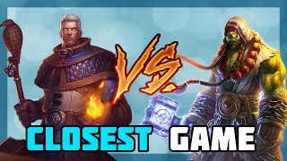 Hearthstone - Closest Mage Game Yet!