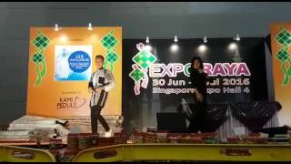 Sekilas Cinta Live by Fido & Ikah