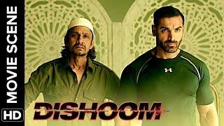 Varun has his contacts in Dubai | Dishoom | Movie Scene