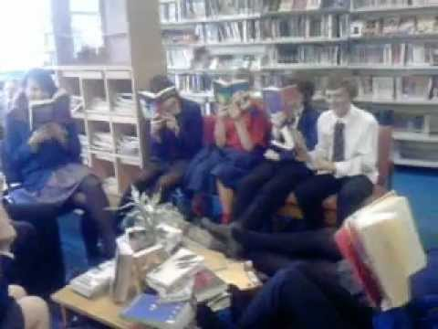 9Rs puppet pals performance in the library lesson xxx.3gp