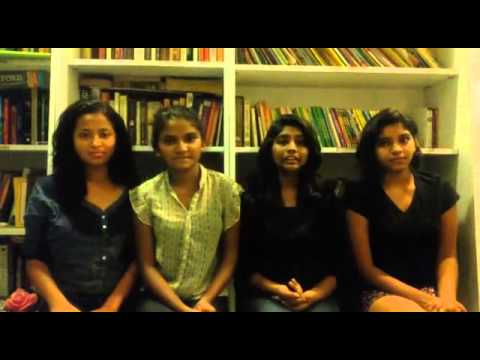 Support Leadership Training for Girls from Mumbai's Red Light Area