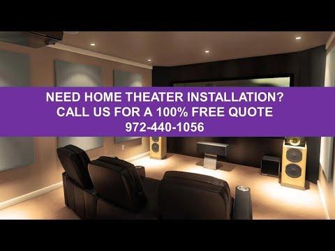 Xxx Mp4 Home Theater Installation Dallas Tx 972 440 1056 Home Audio Installation Dallas Tx 3gp Sex