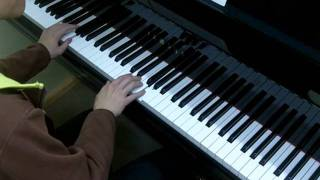The Gift Of Music 13 Short Piano Pieces for Children Elias Davidsson No.7 Yerevan Mourns (P.9)