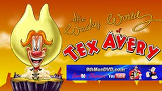 BIGGEST TEX AVERY MGM CARTOON COMPILATION: Doggone Tired & More! [Cartoons for children HD]
