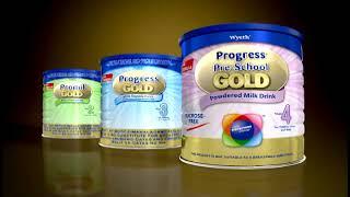 "Progress Gold ""YELLOW 15s"