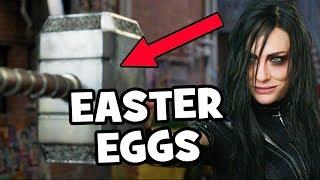 Thor Ragnarok Trailer EASTER EGGS, Infinity Stones & FULL ANALYSIS