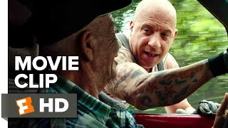 xXx: Return of Xander Cage Movie Clip - Skateboarding (2017) - Vin Diesel Movie