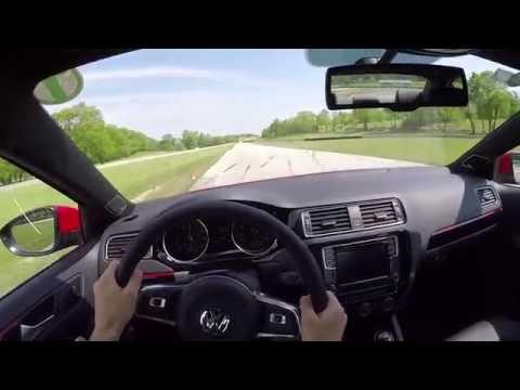 2016 Volkswagen Jetta GLI (6MT) POV
