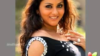 Namitha Goes Black & Hot