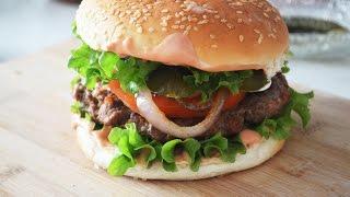 Ev Yapımı Hamburger Tarifi - Pratik Tarifler - Homemade Hamburger Recipes