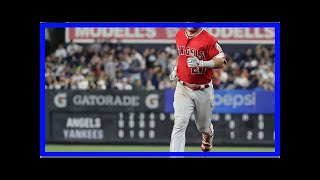 Breaking News   LEADING OFF: Trout trots at Yankee Stadium, NL East stout