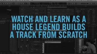 Harry Romero Builds a Beat From Scratch - COMPETITION