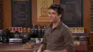 Days' Gays Sneak Peek 03-23-12 Will and Sonny horsing around (Days of Our Lives)