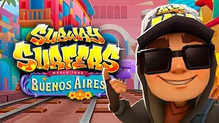 SUBWAY SURFERS - BUENOS AIRES 2018 ✔ JAKE AND 30 MYSTERY BOXES OPENING