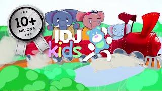 Slonici (Elephants) - Put Oko Sveta  - Popular Video For Kids (2016)