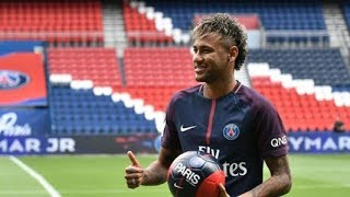 Neymar Jr | French Montana - Unforgettable | Farwell Barcelona | 2017/18 HD
