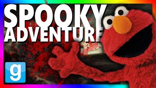 ELMO'S SPOOKY ADVENTURE | Gmod Horror Map (Elmo Playermodel)