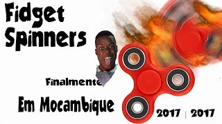 Fidget Spinners Finalmente em Moçambique | Cumbe ft Madaly Imbate